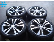 Set Jante Iarna Originale Mercedes R18 , 5x112 E-Classe W207/212 MODEL 2015